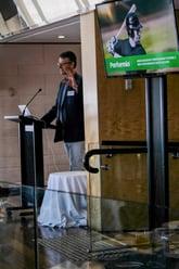 David Marshall at SalesCompSyd 2017