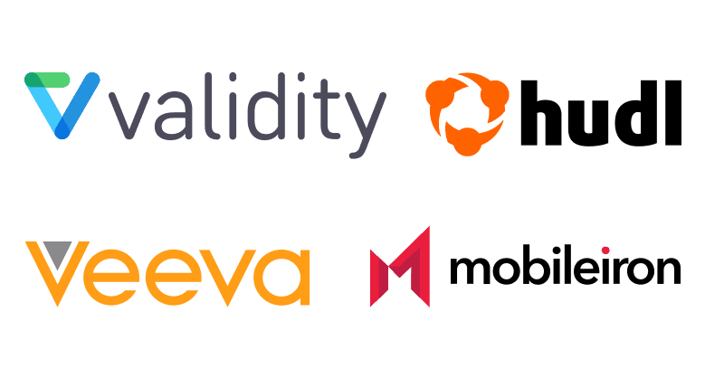 Industry Software Client Logos