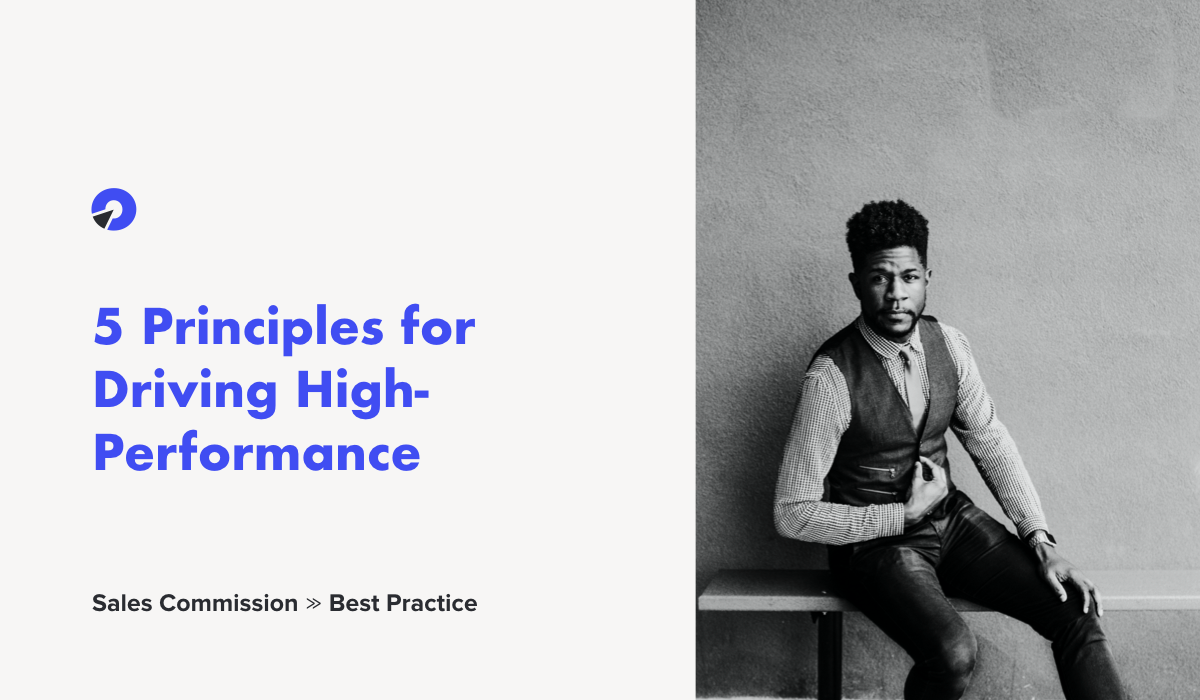 how to drive performance within a team
