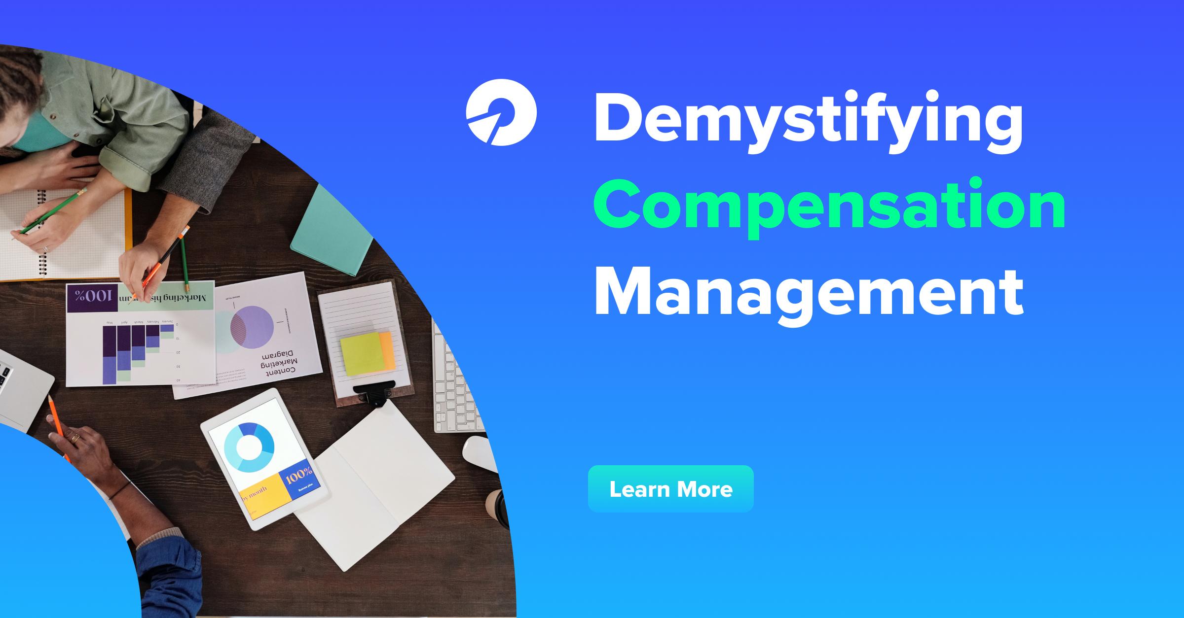 Demystifying Compensation Management