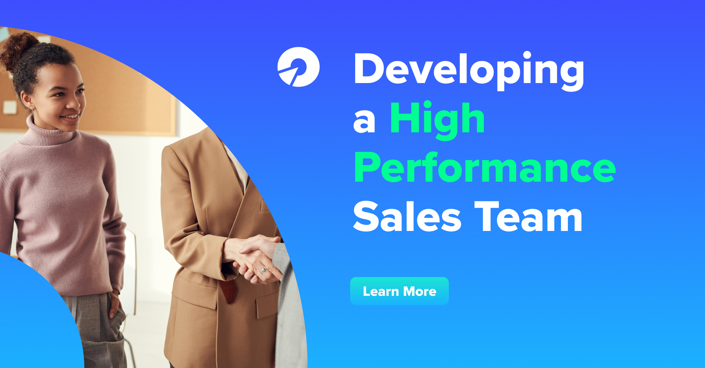 Developing a High-Performance Sales Team