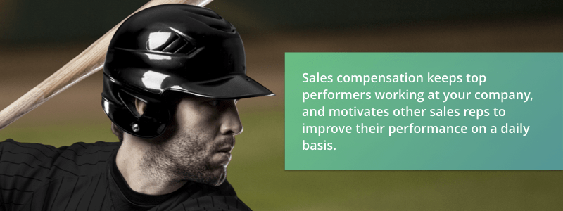 role of sales compensation
