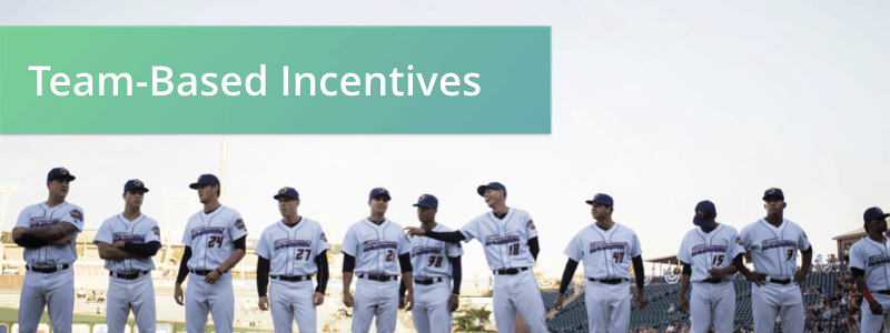 team based incentives