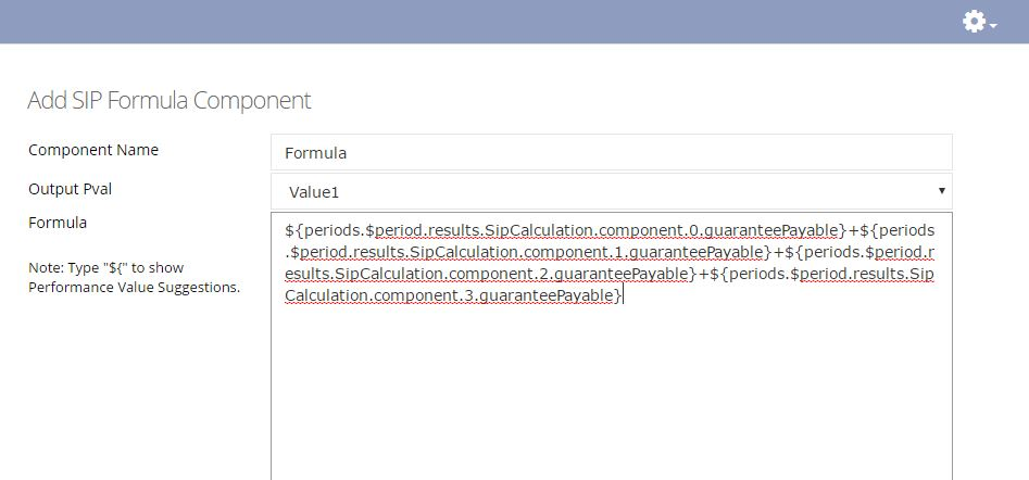formula component