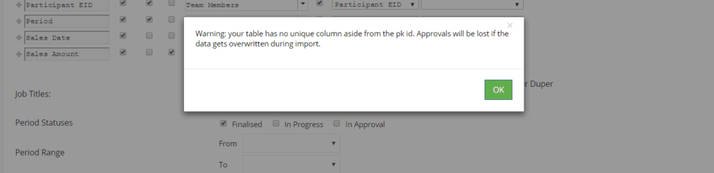 approval workflows configuration