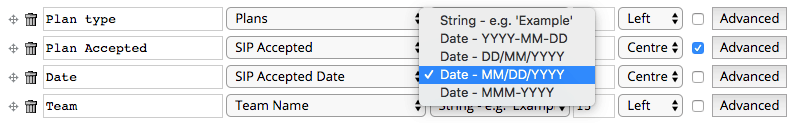 US date format