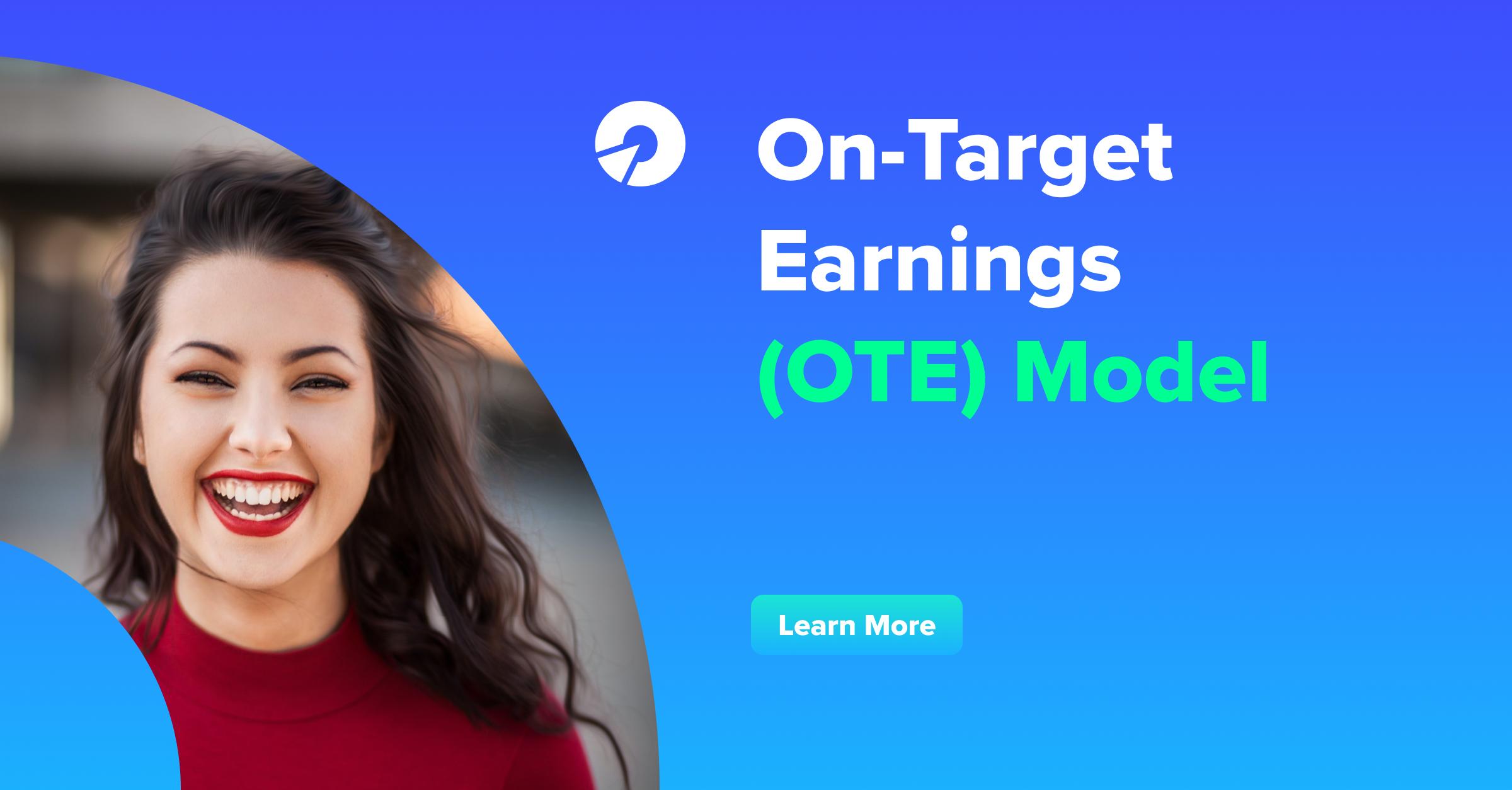 On-Target Earnings (OTE) Model Hero