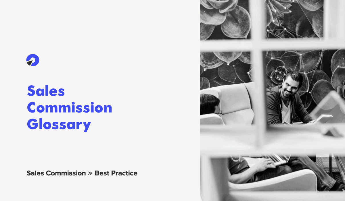 Sales Commission Glossary